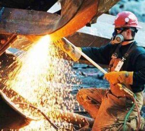 Однажды, при демонтаже старых металлоконструкций ТЭЦ!