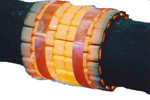 Термообработка угловых стыков тройников, штуцеров труб, врезок в трубопроводы индукционным и радиационным способами