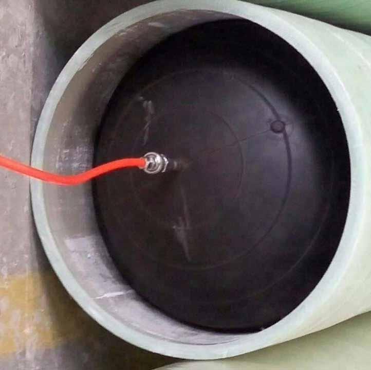 Как аварийно заварить стальную трубу или устранить свищ если мешает вода?